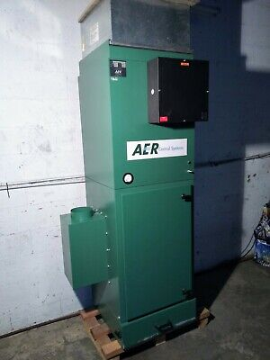 Aer Vcf-1 Fume Extractor Or Dust Collector Assembled Never Connected