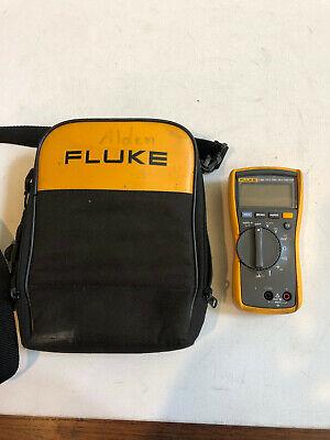 Fluke 116 True Rms Multimeter With Case
