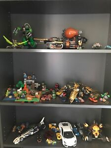 Many LEGO sets and toys need gone ASAP