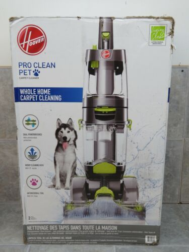 Hoover FH51010 Pro Clean Pet Carpet Cleaner Carpet Washer