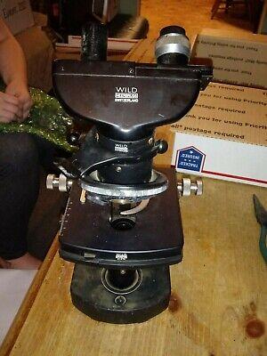 Wild Heerbrugg M20 Microscope