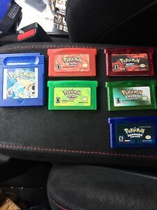 pokemon games for sale