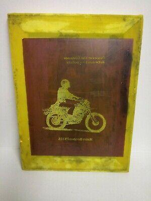 Silk Screen Frame Harley-davidson Logo For Screen Printing Wood Frame