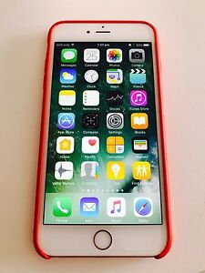 iPhone 6s Plus 64GB Rose Gold Carnegie Glen Eira Area Preview