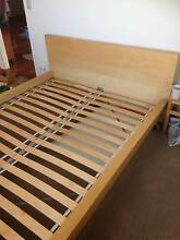 Ikea Malm Bed Cronulla Sutherland Area Preview