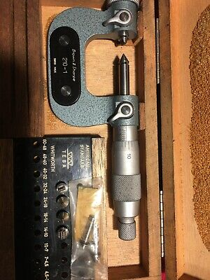 Brown And Sharpe Micrometer No 210-1