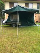 Bushman joey camper trailer Mooloolah Valley Caloundra Area Preview