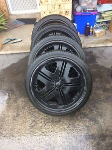 20inch wheels Bligh Park Hawkesbury Area Preview
