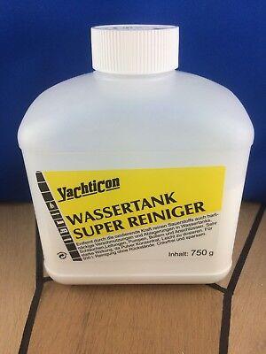 750g Yachticon Wassertank Super Reiniger Chlorfrei Pulverkonzentrat oxidierend