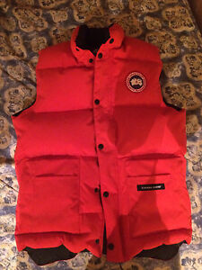 Men's Small Canada Goose Freestyle Vest