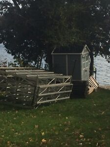Fall Dock take outs