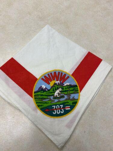 OA Lodge 383 Tahosa Neckerchief