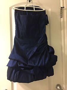 Blue dress size (xxs)
