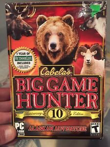 PC hunting game