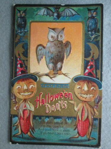 Antique Halloween Don