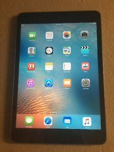iPad mini 1 16 gig mint condition and electric  scooter