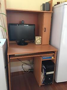 Ikea computer desk Ormond Glen Eira Area Preview