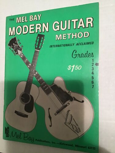 Mel Bay Modern Guitar Method Grade 2     {1949]