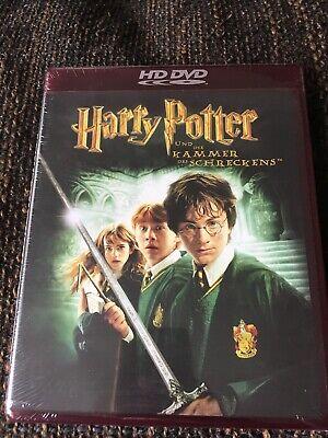 Harry Potter und die Kammer des Schreckens (2007) HD DVD Original verschweisst comprar usado  Enviando para Brazil