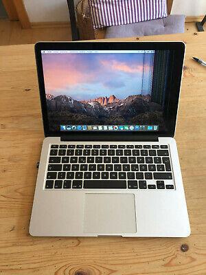 """Macbook Retina 13,3"""" - i5 2,6 GHz - 8 GB - 120 GB - 2014 - A1502"""