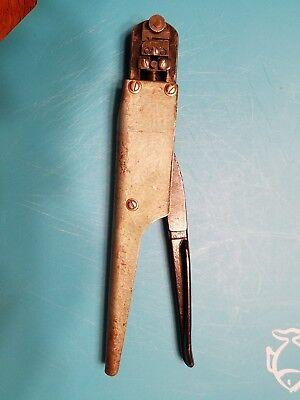 Berg Fci Dupont Hand Crimp Tool Crimper Crimping Not Sure Of Model Number