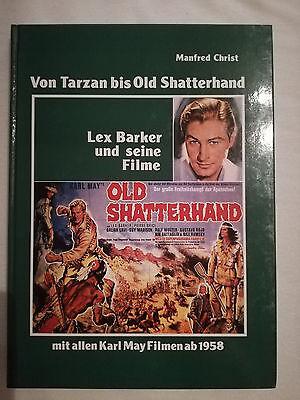 Lex Barker und seine Filme - von Tarzan bis Old Shatterhand