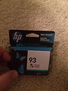 HP never used 93 cartridge