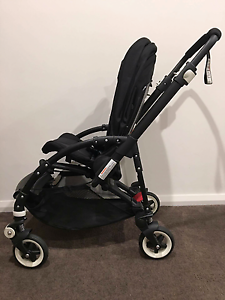 Bugaboo Bee - Black Chiswick Canada Bay Area Preview