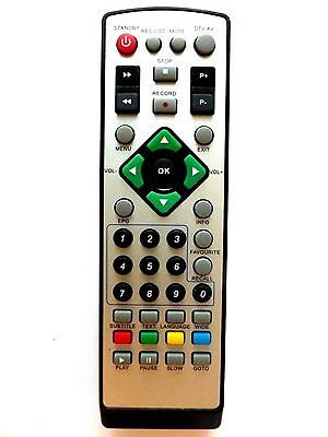 AKURA FREEVIEW PVR RECORDER BOX REMOTE CONTROL for AMTDT3509-250 AMTDT3509-320