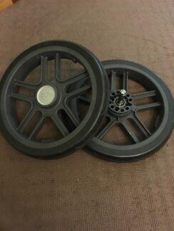 Uppababy Vista 2015 model rear wheels