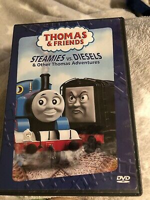Thomas the Tank Engine - Steamies vs. Diesels Other Thomas Adventures DVD