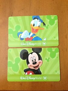 2 (TWO) ADULT WALT DISNEY WORLD 5-DAY PARK HOPPER TICKETS/PASSES-TRUSTED SELLER!