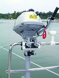 Quality Noa Outboard Motor Aluminium Bracket Storage