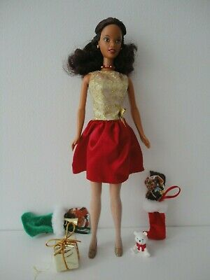 Mattel Barbie pop / Poupée / Doll - Home for the Holidays AA -RARE- BD2001- NWOB