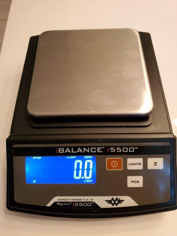 MyWeigh iBalance i5500 Digital Precision Scale 5500g-0.1g