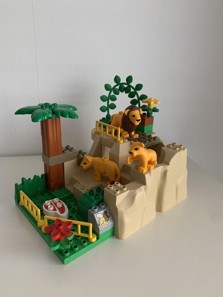 Lego Duplo Super Zoo Set in Niedersachsen - Hemmingen