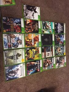 Looking to trade games  for games
