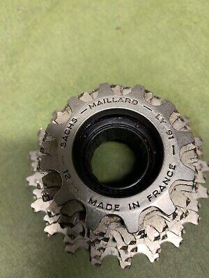 NOS Sachs Maillard 6 speed cog DY 16T to screw with shoulder.