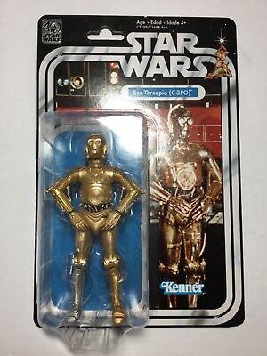 Star Wars Black Series 40th Anniversary New MOSC C-3PO