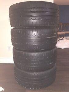 Pneu performance Dunlop sportmaxx 245/40r18