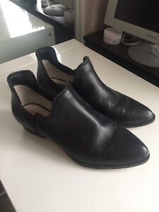 Senso Ankle Boots - Black Size 6
