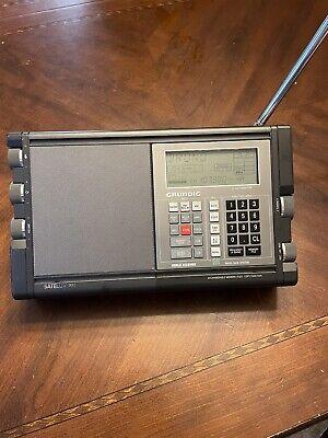 Grundig Satellit 700 Portable World Band Receiver Radio