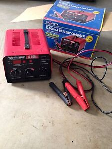Projecta workshop battery charger Ulverstone Central Coast Preview