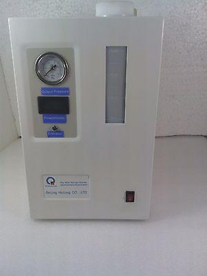 High Purity Hydrogen Gas Generator H2 0-300ml Pem Electrolyzer T