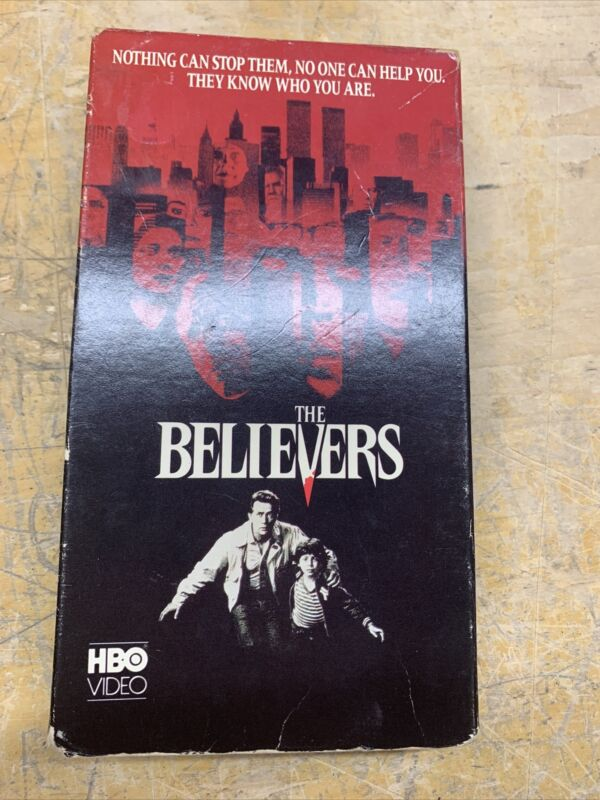 The believers vhs