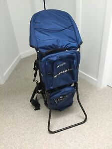 MEC Happy Trails Hiking Child Carrier Backpack