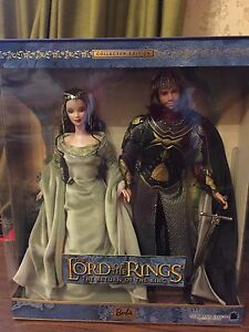 Lord of the ring figurines rare new in box x 8 Adelaide CBD Adelaide City Preview