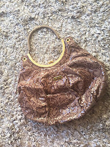 Snakeskin jimmy Choo handbag Landsdale Wanneroo Area Preview