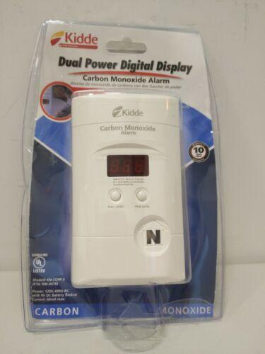 Kidde Nighthawk Plug-In Carbon Monoxide Alarm w/Battery Back