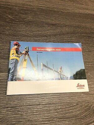 Leica Land Surveying User Manual